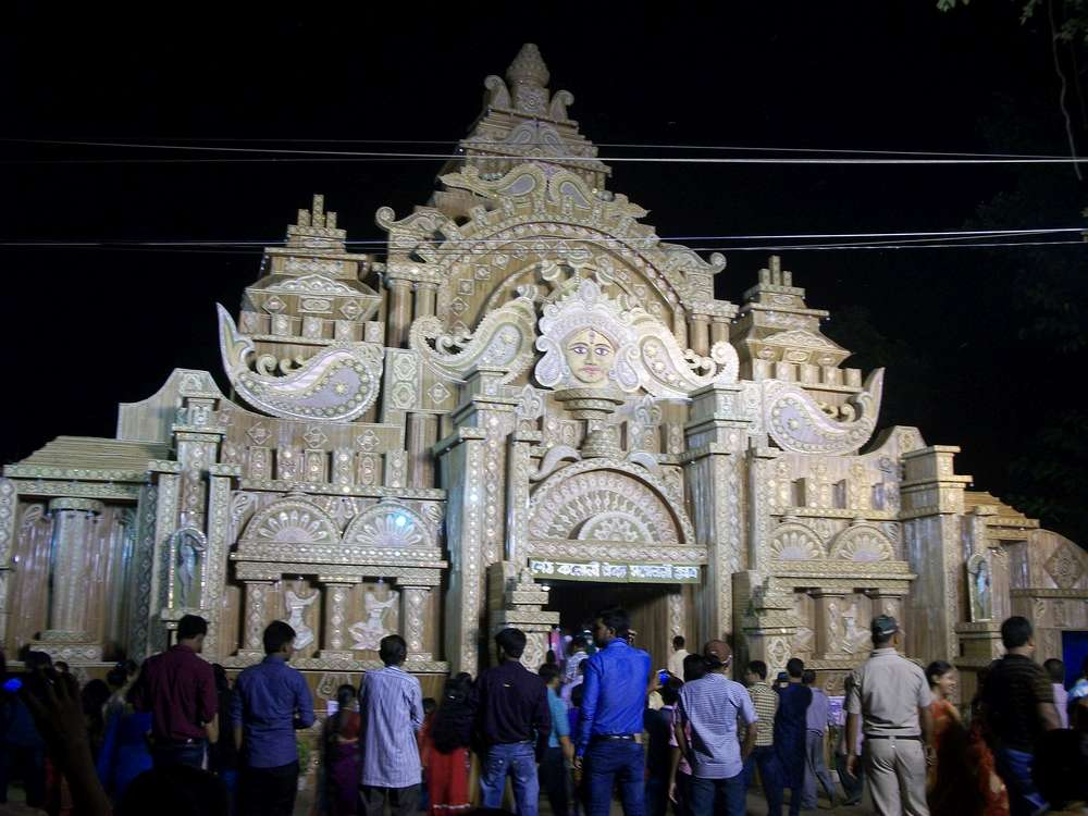 Seth Colony Pandal